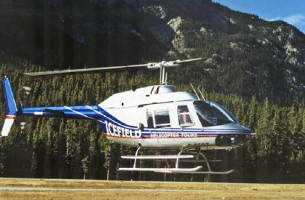 glacier national park. Flightseeing Glacier National