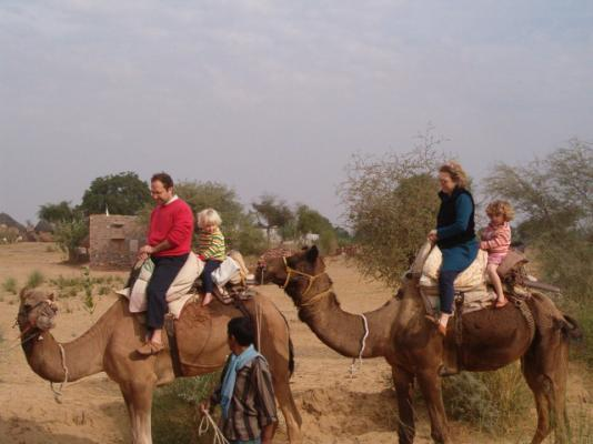 Osian Jodhpur Rajasthan Tour, Camel Safari in Osian Jodhpur ...