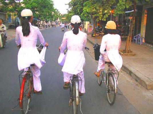 Mekong River Delta Tour, Bicycle Tours in Mekong River Delta