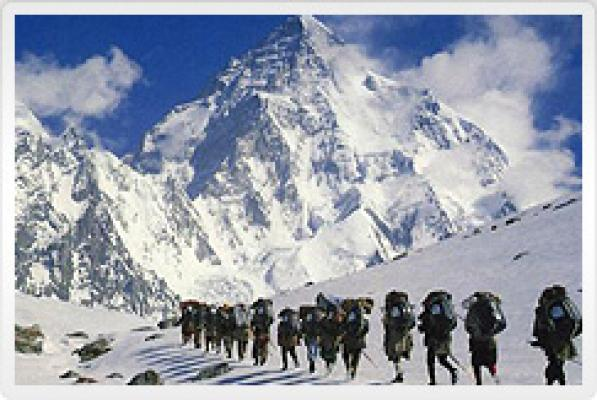 K2 Base Camp by Hunza Adventure Tours