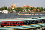 River Cruise on Chao Phraya River Thailand