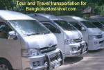 Van Transfer Your Tour to Floating market