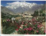 Hunza Valley and Hoper Valley