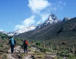 4 Days Sirimon Route Mount Kenya Climbing