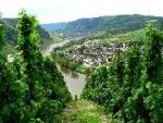 Cycling the Saar and Moselle